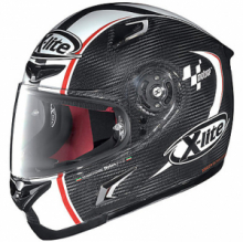 X-Lite X-802R Ultra Carbon mod. Moto GP col. 3 carbon Limited edition TG M