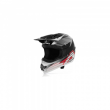ACERBIS CASCO CROSS MOTARD PROFILE 15 NERO TG L