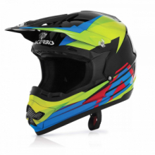 ACERBIS PROFILE TIMEBOMB CROSS MOTARD TG L NERO VERDE