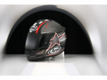 ARAI AXCES II STARFLAG RED TG S