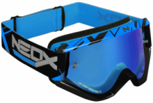 NEOX XX2 BLUE STRIPES  MASCHERA CROSS
