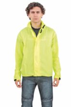 OJ R019 COMPACT TOP FLUO IMPERMEABILE IN POLIAMMIDE ULTRA LIGHT