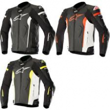 ALPINESTARS MISSILE UOMO LEATHER GIACCA TECH-AIR