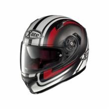 X-LITE X-661 -SLIPSTREAM N-COM -FLAT BLACK-C.35