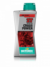 MOTOREX CROSS POWER 2T 100% SINTETICO MOTOCROSS